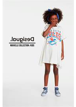 Prospectus Desigual : Nouvelle Collection / Kids