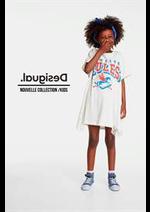 Catalogues et collections Desigual : Nouvelle Collection  Kids