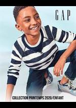 Catalogues et collections  : Collection Printemps 2020  Enfant