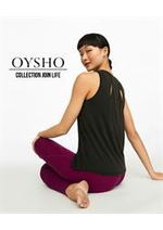 Catalogues et collections Oysho : Collection Join Life