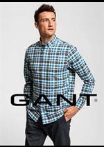 Prospectus GANT : Chemises Homme