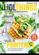 Journaux et magazines Lidl : Folder Lidl