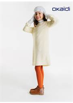 Catalogues et collections Okaïdi : Robes & Jupes Fille