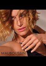 Catalogues et collections MAUBOUSSIN : Lookbook Femme