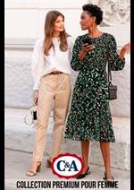 Catalogues et collections C&A : Collection Premium pour Femme