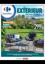 Prospectus Carrefour : Un extérieur pensé pour se détendre