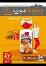 Prospectus CocciMarket : Généreux et savoureux