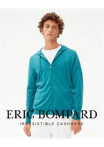 Catalogues et collections Eric Bompard : Collection Homme