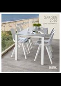 Prospectus Overstock Garden Hasselt : Mobilier de jardin