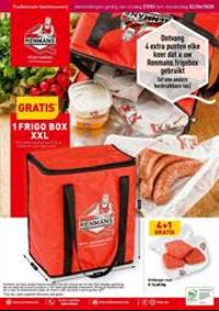Prospectus Boucherie Renmans DINANT : Folder Renmans