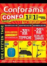 Promos et remises Conforama : Conforama Angebote