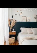 Prospectus Madura : Nouveautés