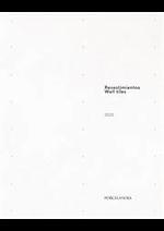 Prospectus Porcelanosa : Carreaux de mur
