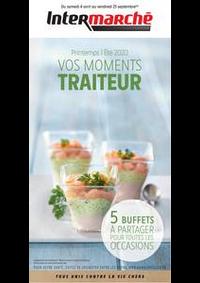 Prospectus Intermarché Super Neuilly Plaisance : VOS MOMENTS TRAITEUR