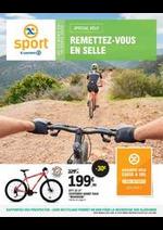 Prospectus E.Leclerc : Spécial vélo