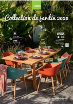 Prospectus Casa : Collection de jardin 2020