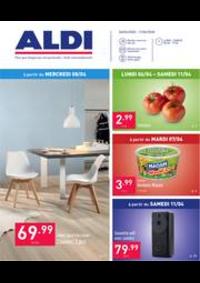 Prospectus Aldi SAINT-GEORGES-SUR-MEUSE : Folder Aldi