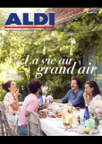 Prospectus Aldi BARVAUX : La vie au grand air