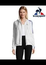Prospectus Le Coq Sportif : Vêtements Sport