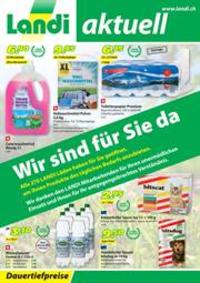 Prospectus Landi Bolligen - Genossenschaft : Landi Gazette KW 14
