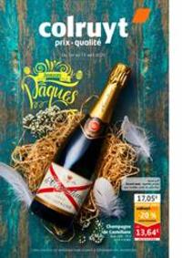 Prospectus Colruyt WAREMME : Prix Qualitee