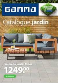 Prospectus GAMMA AUVELAIS : Catalogue jardin