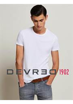 Catalogues et collections Devred 1902 : T-Shirt & Polos Homme