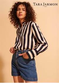 Prospectus Tara Jarmon VINCENNES : Collection Tops Femme