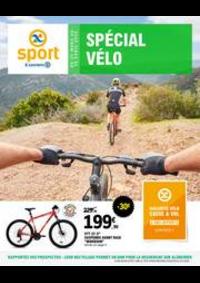 Prospectus E.Leclerc FRANCONVILLE : Spécial vélo