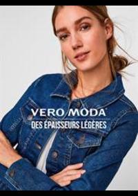Prospectus Vero Moda RENNES : Des épaisseurs légères