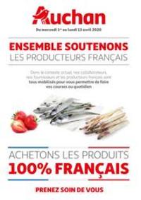 Services et infos pratiques Auchan Melun Senart Cesson : Catalogue Auchan