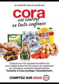 Services et infos pratiques Cora ERMONT : Catalogue Cora