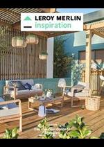Prospectus Leroy Merlin : Guide Inspiration Jardin