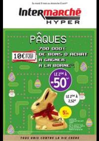 Promos et remises Intermarché Hyper MORTEAU : PÂQUES