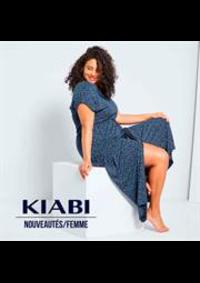 Prospectus Kiabi VILLEBON SUR YVETTE : Nouveautés / Femme