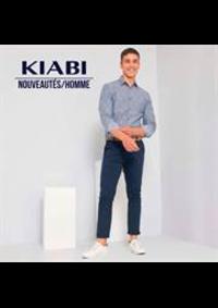 Catalogues et collections Kiabi THONON LES BAINS : Nouveautés  Homme