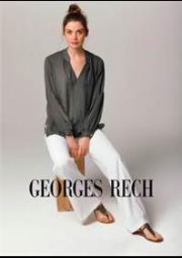 Prospectus Georges Rech Ranconville : Nouveautés