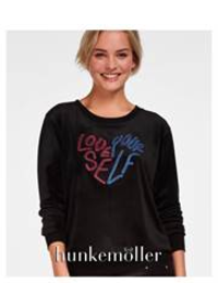 Catalogues et collections Hunkmöller HUY : Nachtmode Lookbook