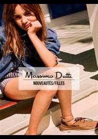 Catalogues et collections Massimo Dutti Women Men Namur : Nouveautés  Filles