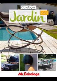 Prospectus Mr. Bricolage HUY : Decouvrez notre Guide Jardin