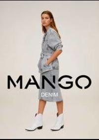 Prospectus Mango PARIS 12ème : Le Printemps Nation : Denim Styles | Lookbook