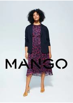 Catalogues et collections MANGO : Plus Size: Workwear