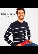 Prospectus Eden Park : Nouveautés / Homme