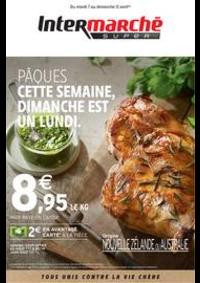Prospectus Intermarché Super Thorigny-sur-Marne : PÂQUES
