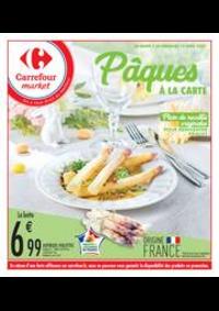 Prospectus Carrefour Market VIARMES : Pâques à la carte