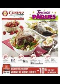 Prospectus Supermarchés Casino SURESNES : Joyeuses Pâques