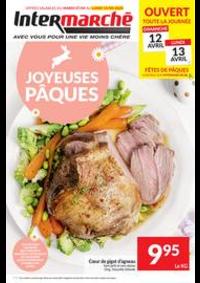 Promos et remises Intermarché Anthée : Folder Intermarché