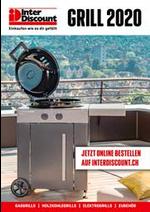 Bons Plans Inter Discount : Grill Prospekt