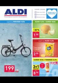 Prospectus Aldi HASSELT Vanveldekesingel : Folder Aldi