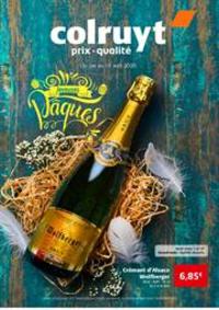 Prospectus Colruyt SAMBREVILLE - JEMEPPE-SUR-SAMBRE : Prix Qualitee